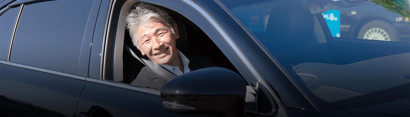 日本で働くドライバーたちへ